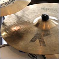 Ride Cymbal