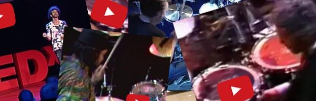 Inspirational Drum Videos