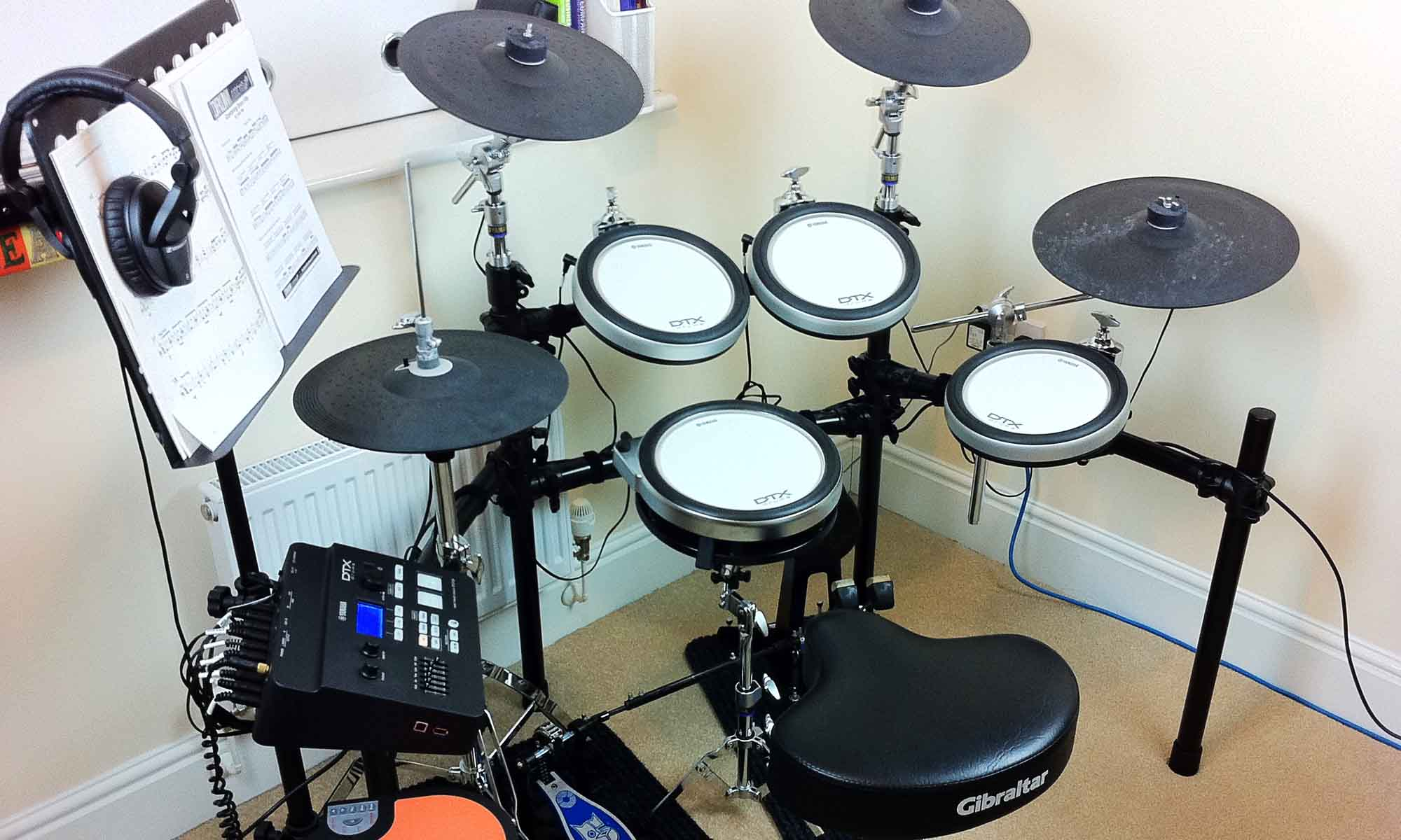 Electronic Drum Kit Buyers Guide