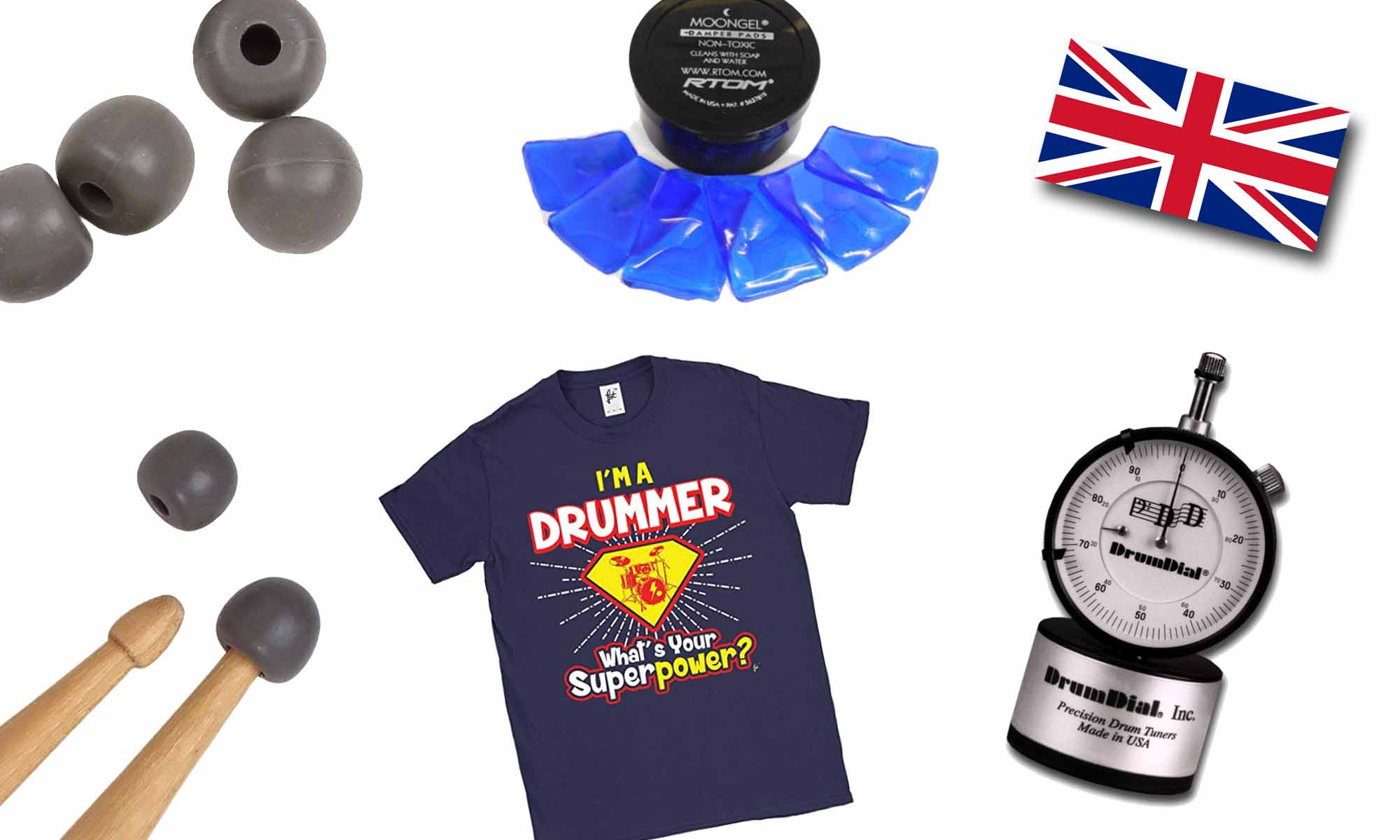 Drum Gift Ideas UK