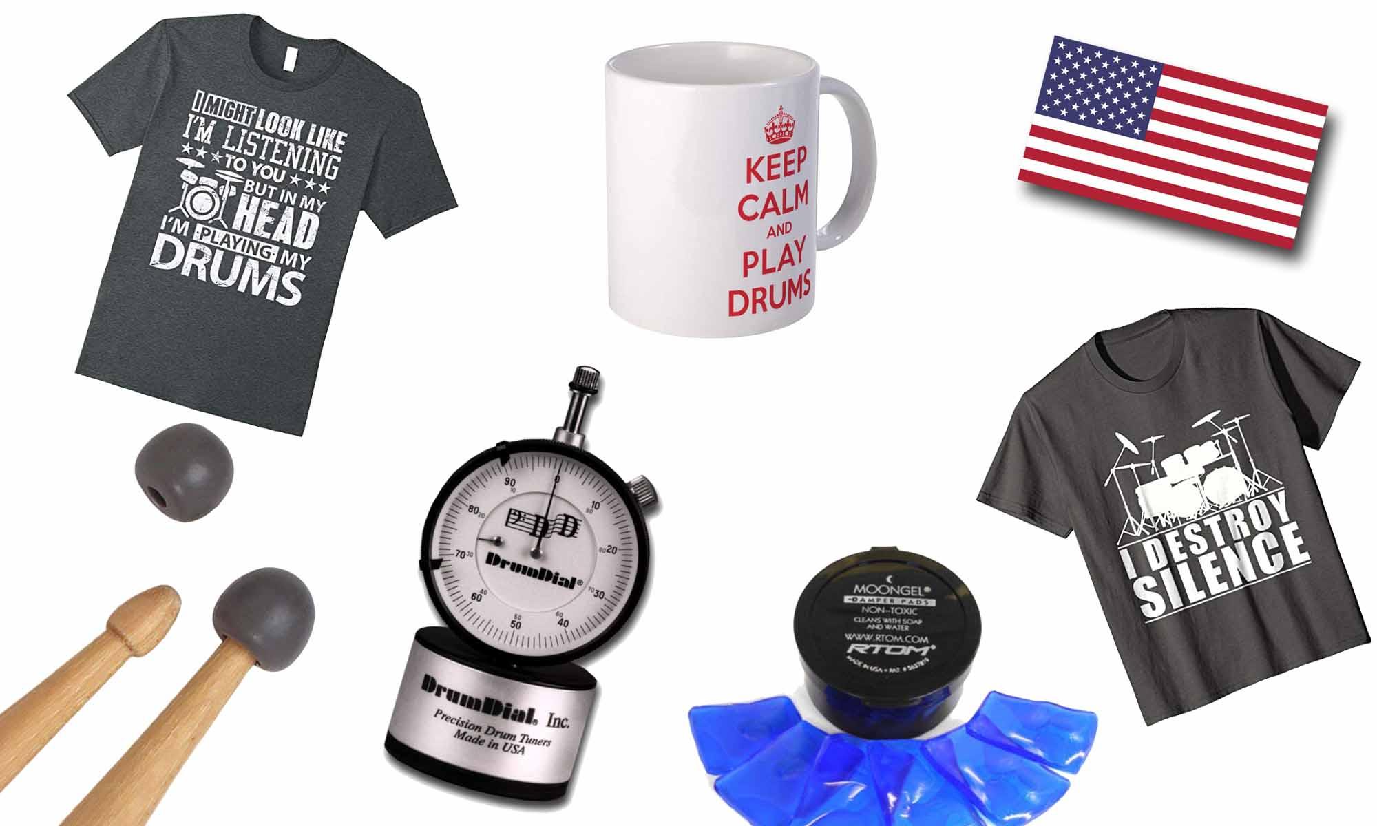 Drum Gift Ideas US