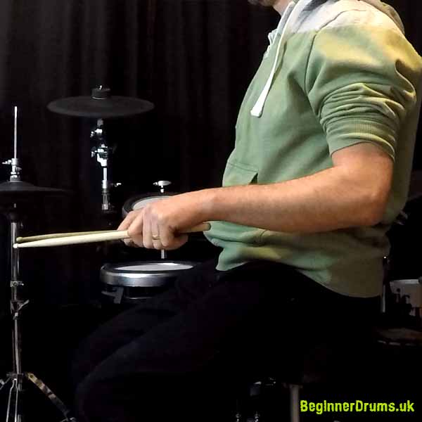 Drumming - Arms and Hands