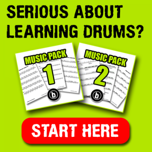Want To Play Drums?