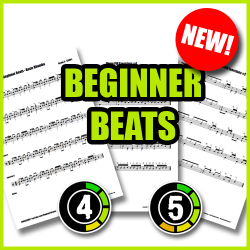 Beginner Beats Level 4-5