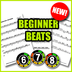 Beginner Beats Level 6-8