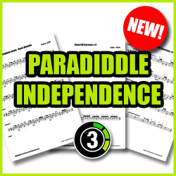 Paradiddle Independence